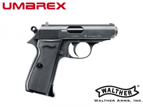 Umarex Air Pistol - .177 BB Walther PPK/S