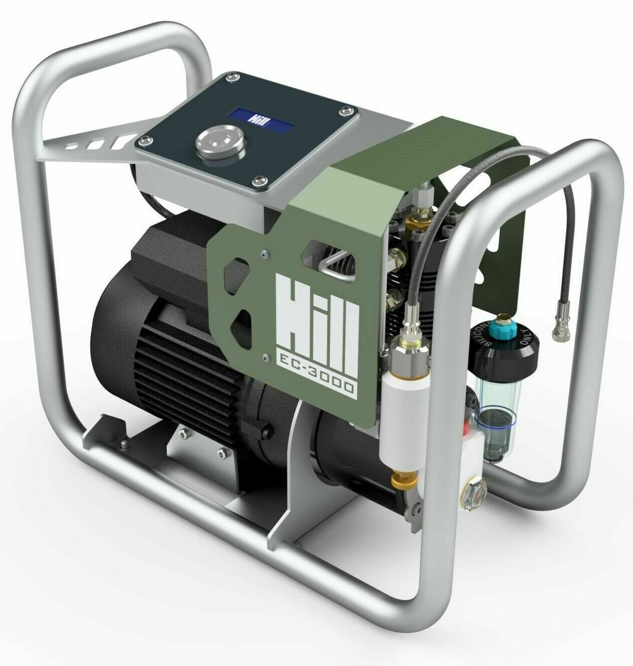 Hill Pump EC -3000 Compressor 230v