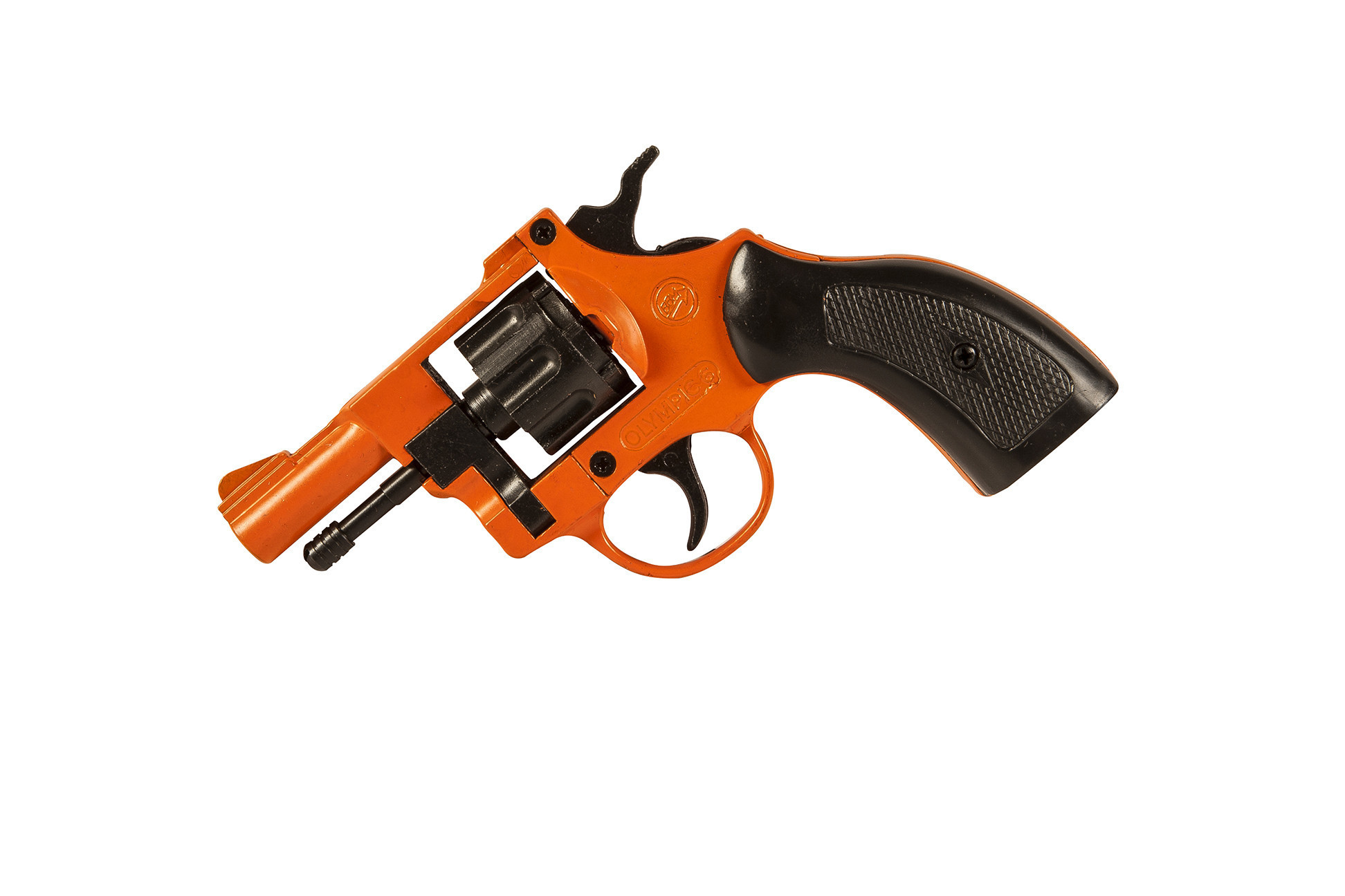 Blank Firing Pistol - Olympic 6 - Orange