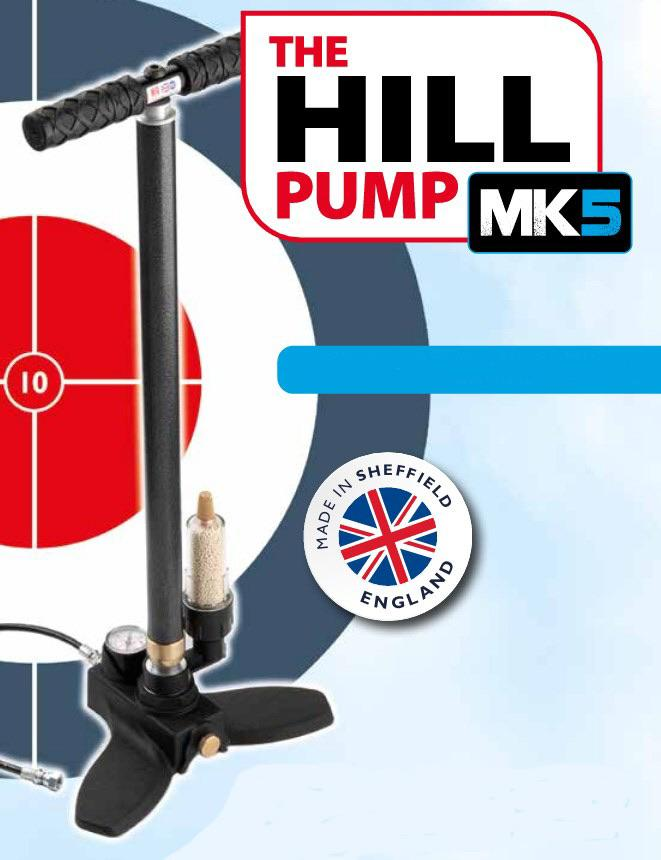 Hills Pump - MK5 (Includes Air Dry Pack)